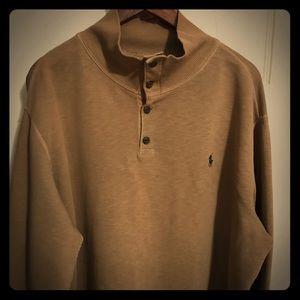 Polo Ralph Lauren button up sweater